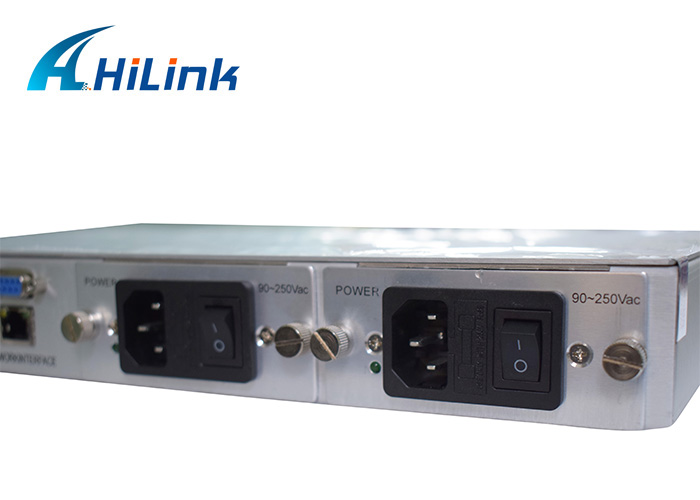 C-Band DWDM Booster Optical Amplifier