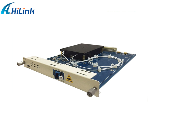 Multi-channel Erbium doped fiber amplifier