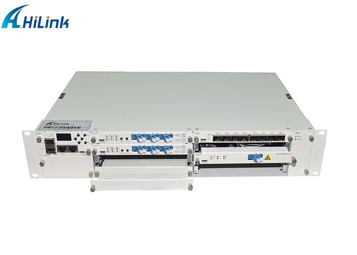 2U Rack Mount 100g Erbium doped fiber amplifier card